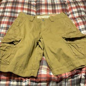 New cargo shorts